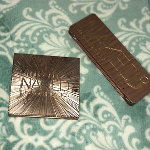 Naked Ultimate Basic and Naked palette